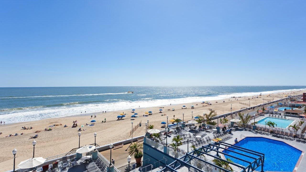 Top 10 Best Beachfront Hotels In Ocean City Maryland Usa