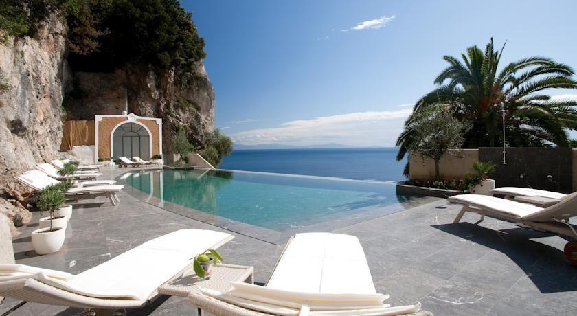 Booking.com: NH Collection Grand Hotel Convento di Amalfi , Amalfi, Italia - 137 Asiakasarviot . Varaa hotellisi nyt!
