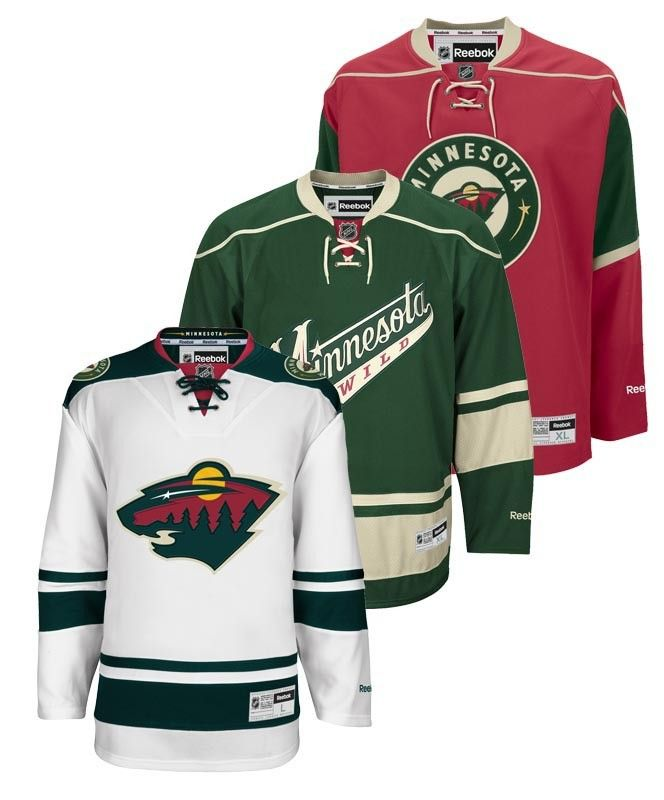 Minnesota Wild Premier Replica Youth Jersey With Images Minnesota Wild Minnesota Wild Hockey Jersey