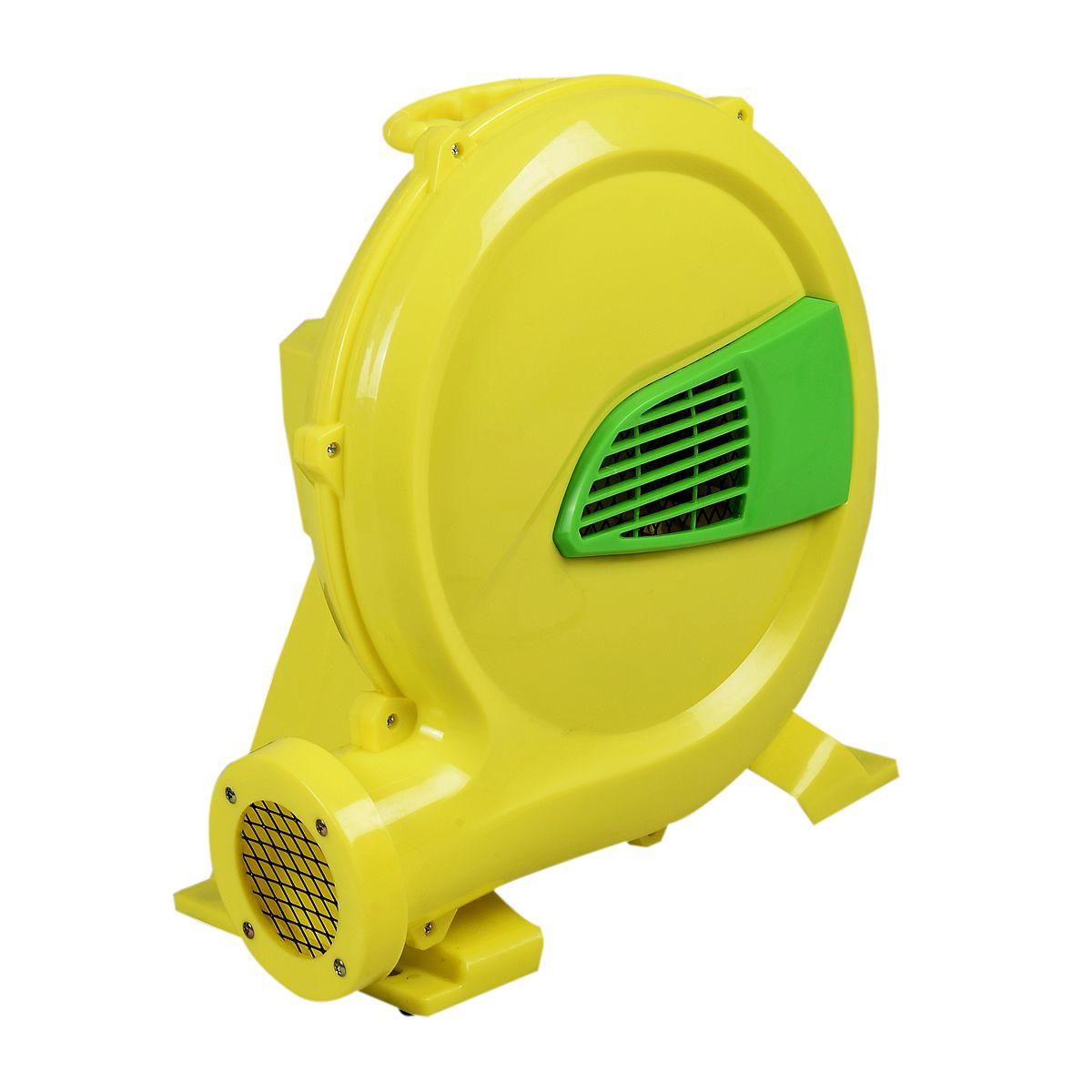 Air Blower Face : Air blower pump fan watt hp for inflatable bounce