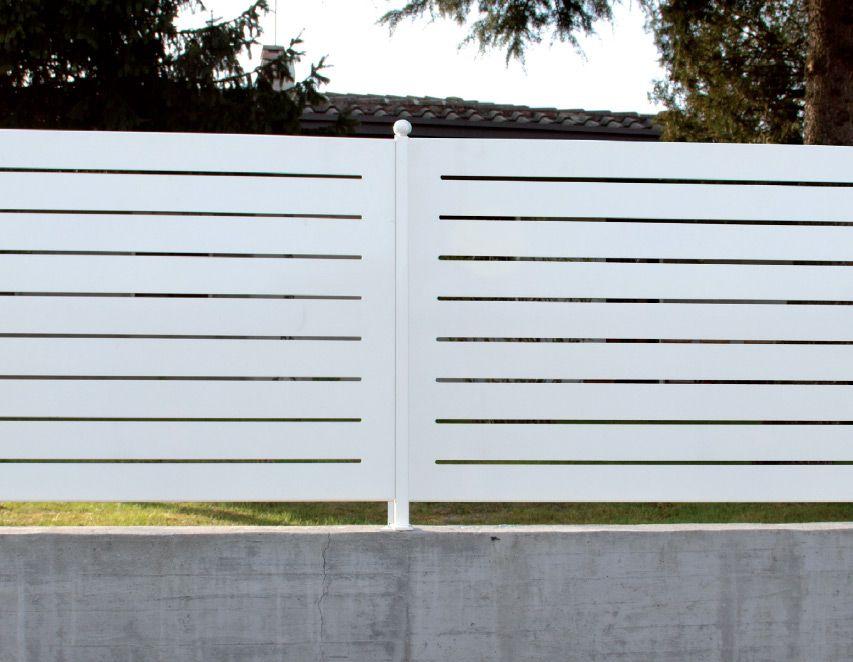 Recinzione balcone cerca con google lamiere forate for Recinzioni in legno composito