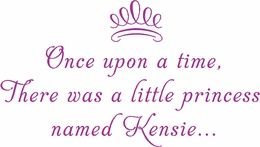 Little Princess Nursery Wall Quote Enchanting Quotes Little Girl