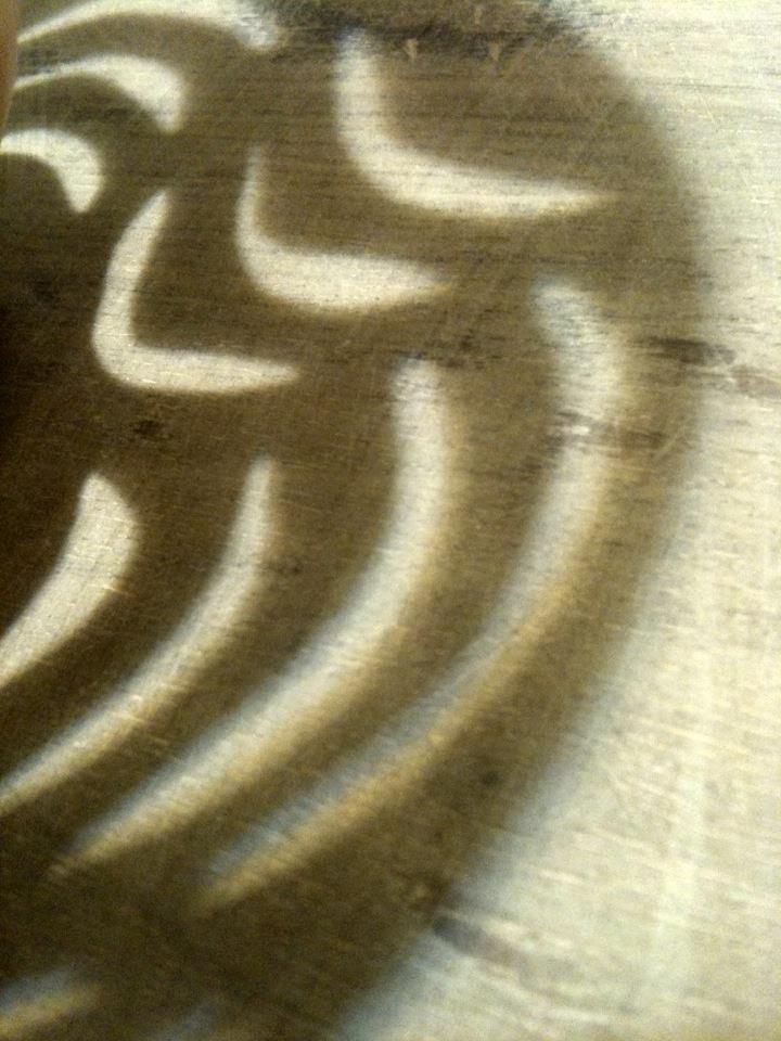I love the shadow of Ceramic~~