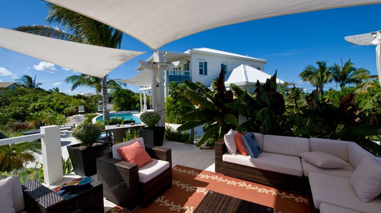 Charming Coyaba Villa | Taylor Bay, Turks And Caicos Islands | 3RD HOME Luxury Home  Exchange Club