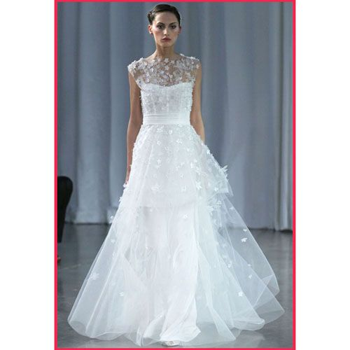 17 Best images about Wedding Dresses on Pinterest | Casablanca ...