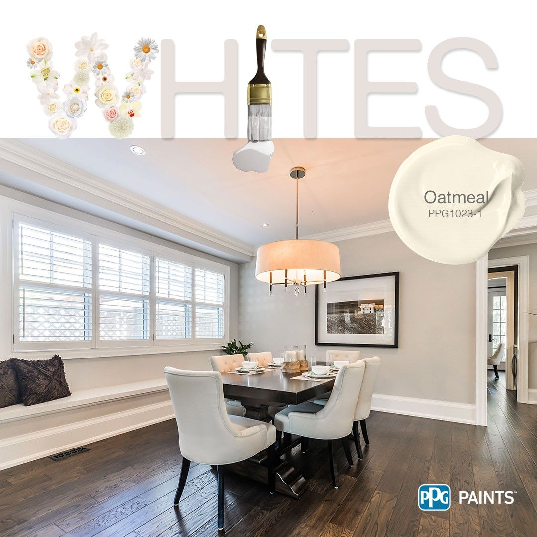 Open Concept Color Palette | Unify an open concept home with crisp ...
