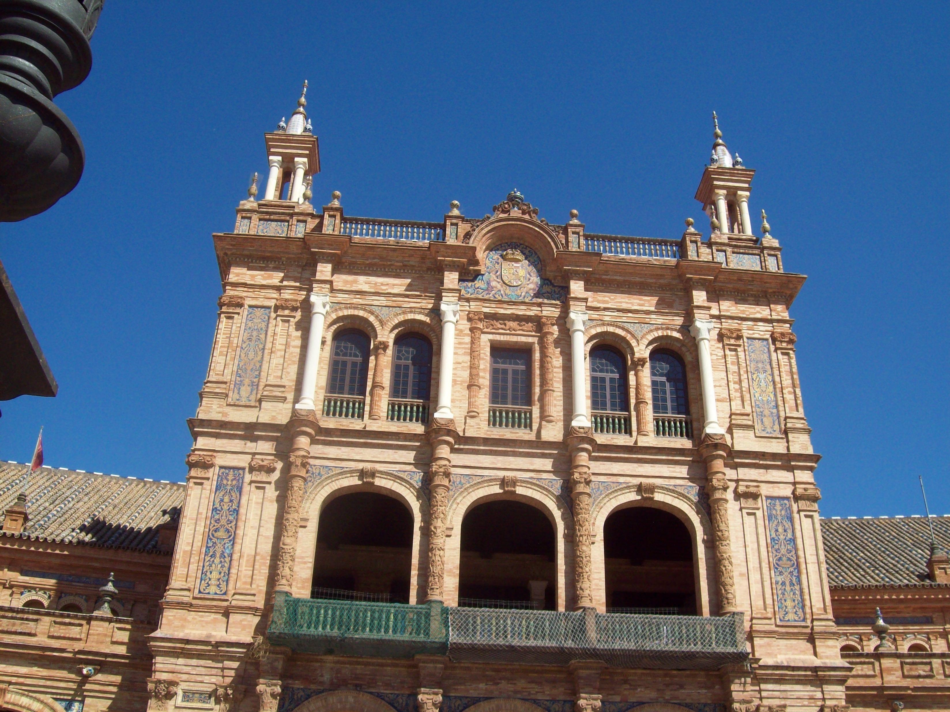 Sevilla tiene un color especial.25