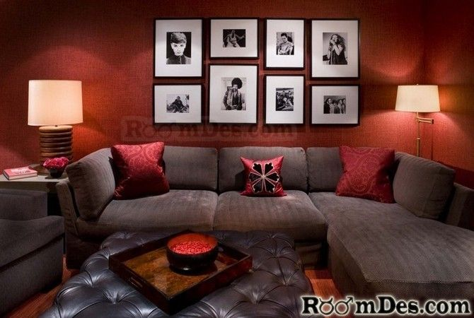 Red+Living+Room+Ideas | ... Living Room Closeout Living Room