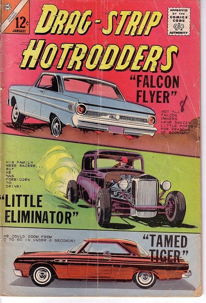 DRAG STRIP HOTRODDERS #2 1965 | 1965 | Pinterest | Cars, Classic car ...