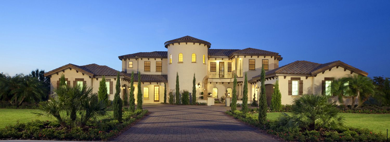 The modern mediterranean home mediterranean style Mediterranean style homes houston