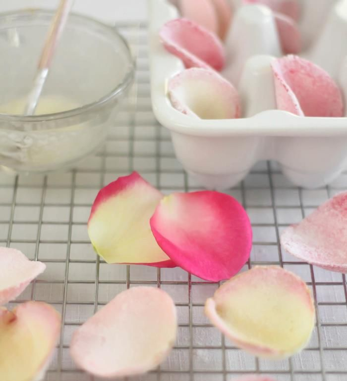 Candy recipes using egg whites