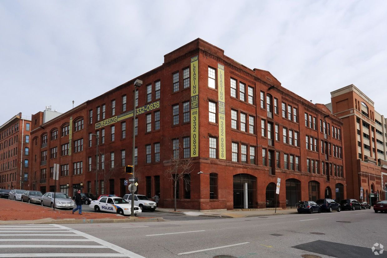 The Sail Cloth Factory Apartments Baltimore Md Building Apartments For Rent Sailing