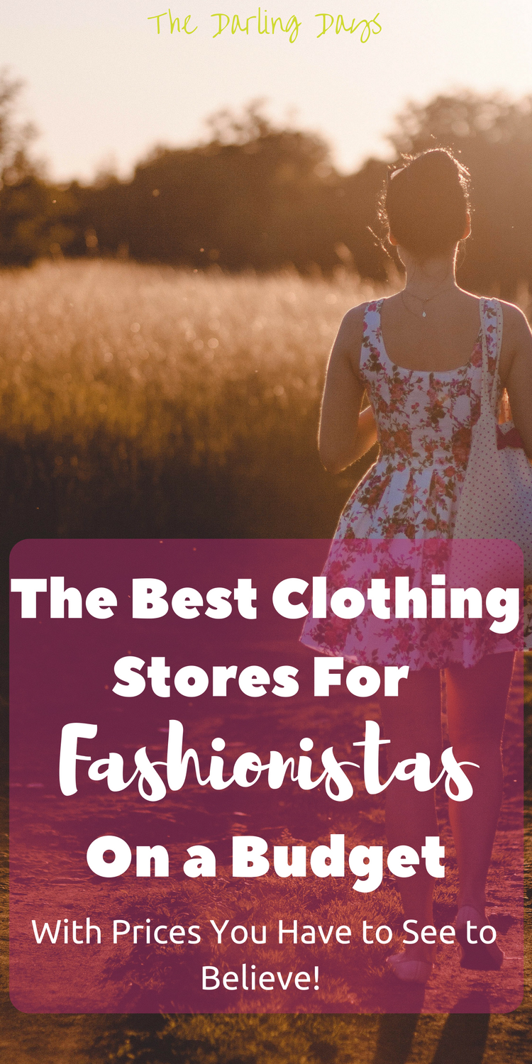 The Best Online Stores for MoneySavvy Fashionistas Best