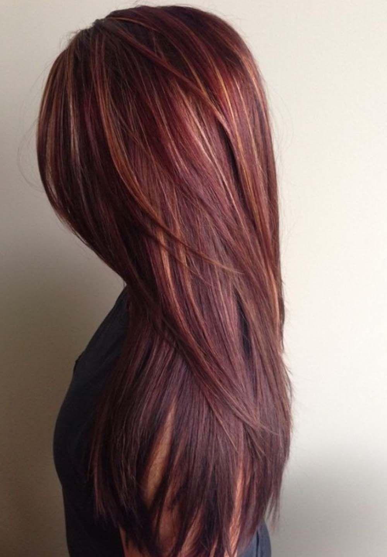 12 Awesome Mahogany Hair Color 2018