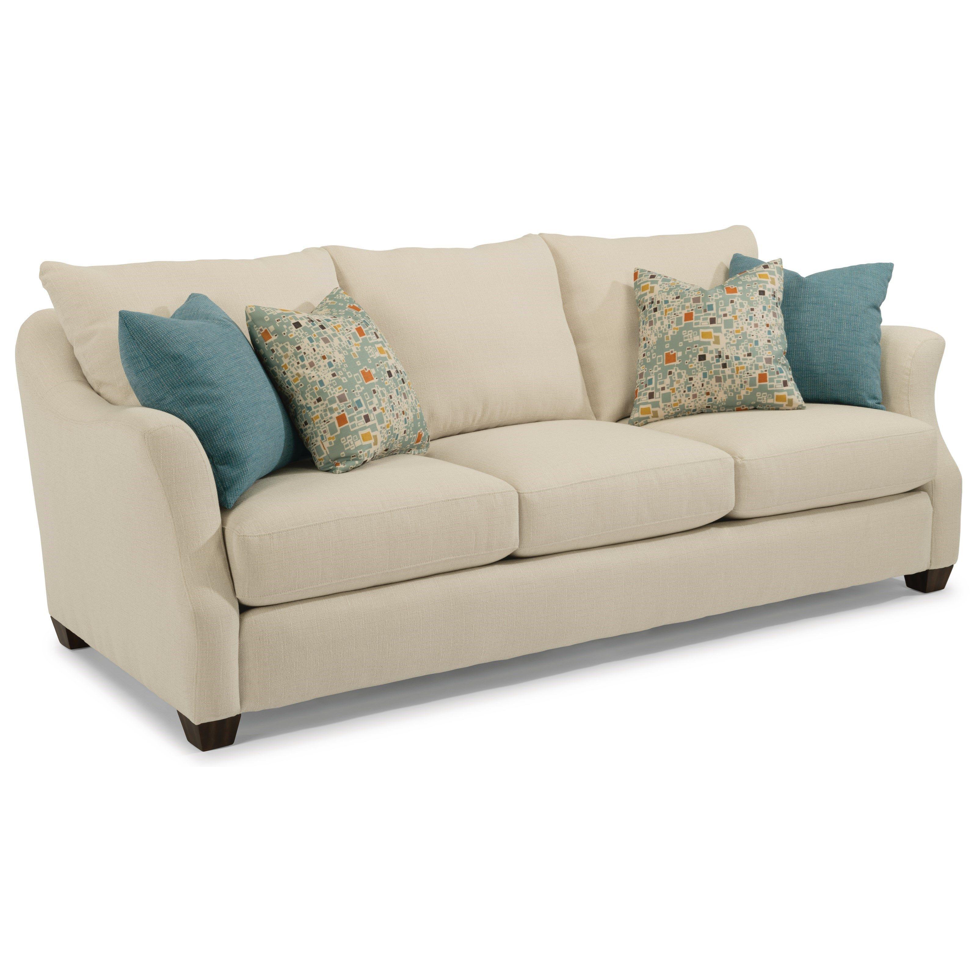 Hope Sofa by Flexsteel | New House | Pinterest | Transitional sofas ...