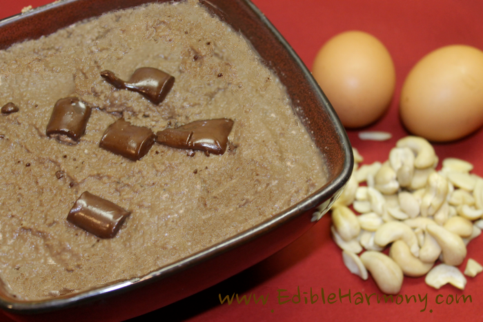Grain-Free Cream of Chocolate - I made this for breakfast this morning and it was nice and filling....it tasted almost like unsweet hot chocolate without any kind of sweetener; I left the sweetener out. It reminded me a lot of a richer, paleo version of Cocoa Wheats