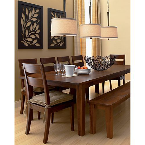 Beau Bench Dining Table Crate Barrel | Crate U0026 Barrel Dining Room Table With  Bench