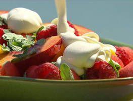 Summer fruit salad BETTER HOMES & GARDENS - Fast Ed