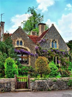 This is what i want....love the Old English looking homes.