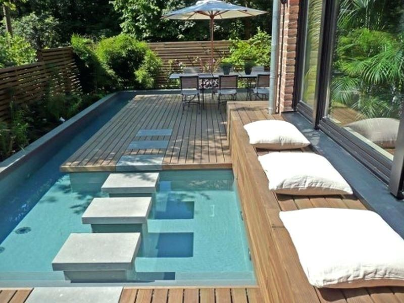 Awesome Best Small Pools Or Happy Slate 84 Small Paddling Pools Uk Small Backyard Design Swimming Pools Backyard Small Backyard Pools