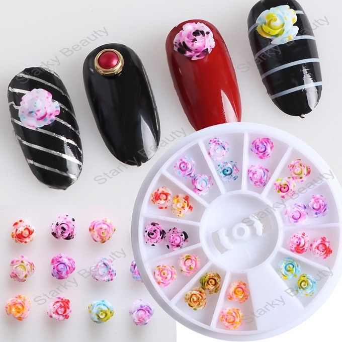 Nail Art Decorations - Yueqing Starky Beauty Products Co., Ltd ...