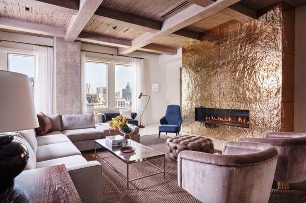 Captivating Stylish And Sophisticated Apartment With Dallas Skyline Views Amazing Pictures