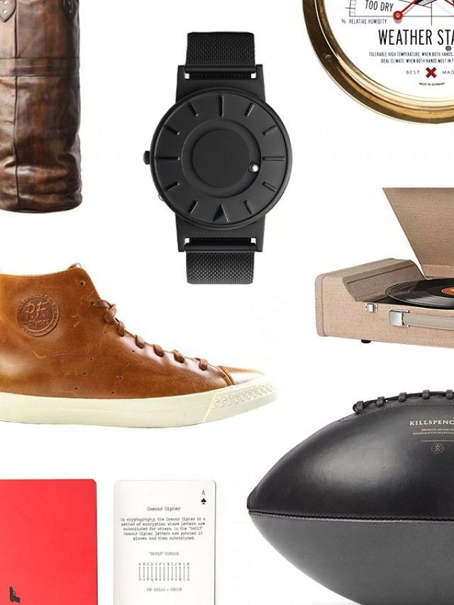 How To Win At Gifting For The Boys Club