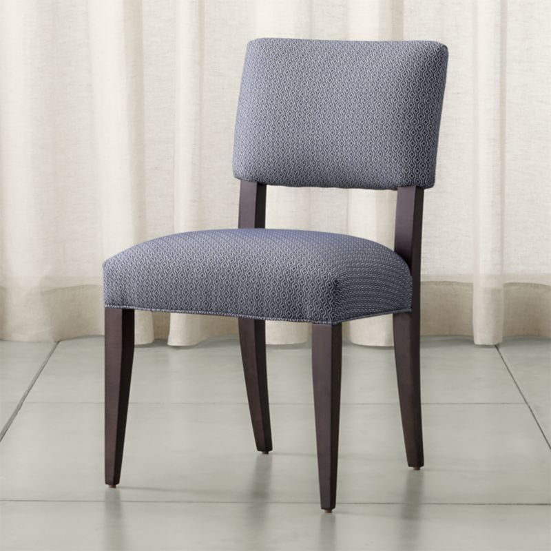 Cody upholstered dining chair crate and barrel