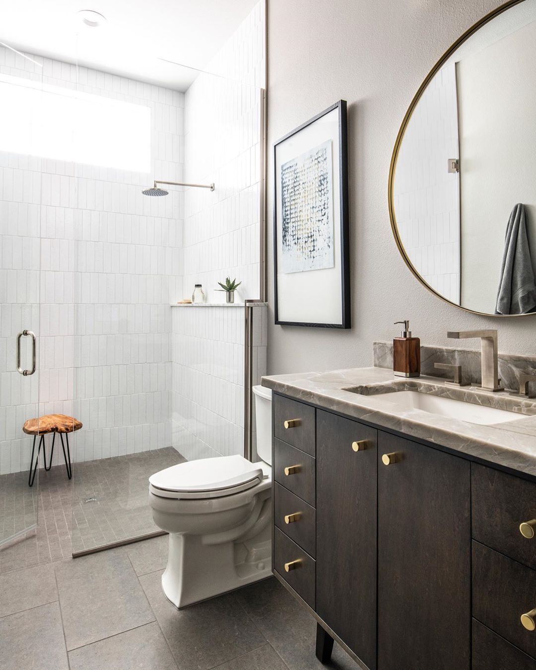 Brianna Michelle Design On Instagram Your Bathroom Is A Room
