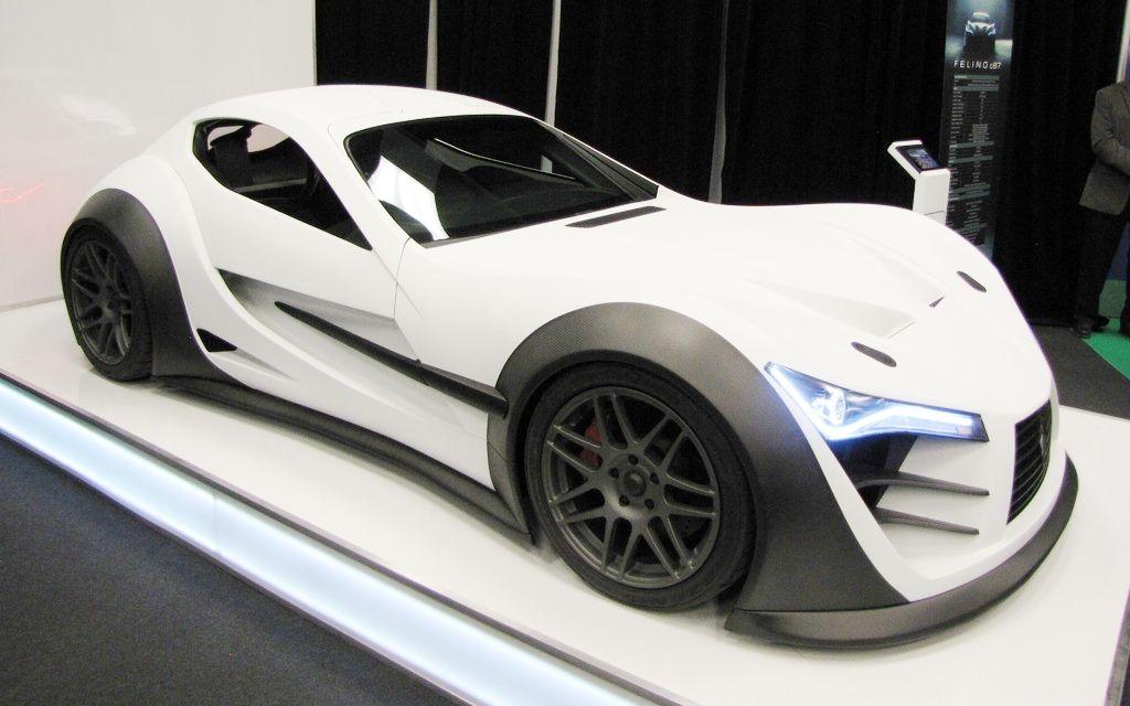Felino Cb7 Canadian Super Car Super Cars Cars Sports Cars Luxury