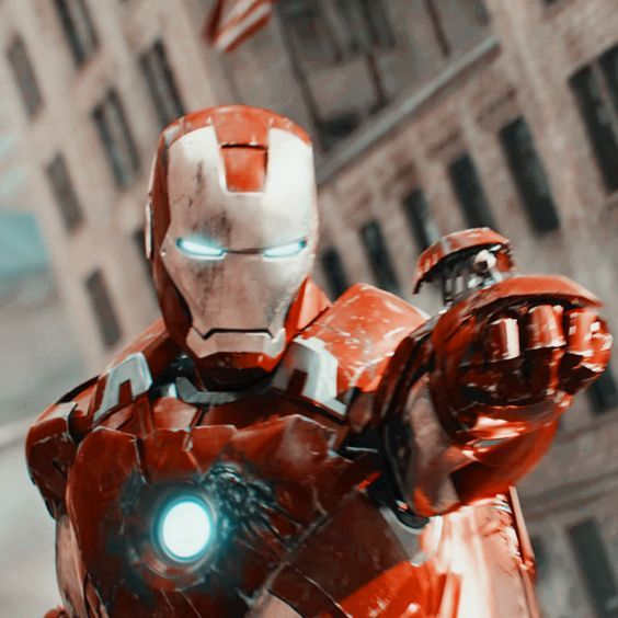 iron man aesthetic icons