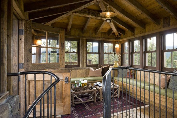 Interior of fire lookout tower fire lookout tower for Tower home plans
