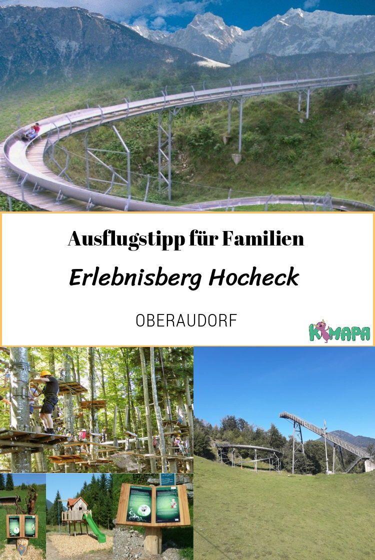 Erlebnisberg Oberaudorf Hocheck & Sagenweg – KiMaPa