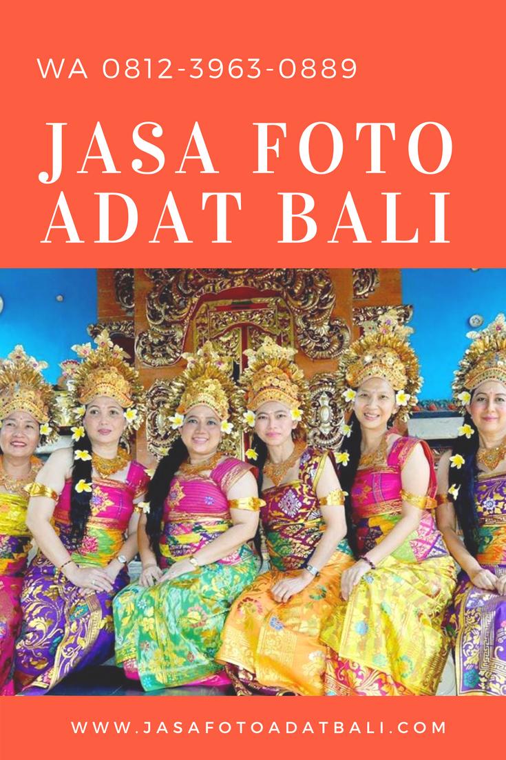 Rumah Dan Pakaian Adat Bali
