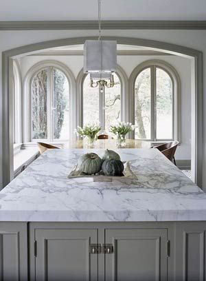 Extra Thick Honed Carrara Marble Marble Countertops Kitchen