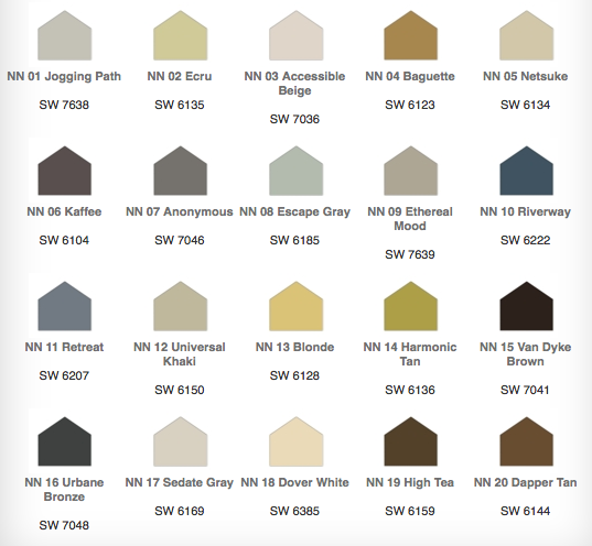 neutral nuance collection, hgtv home™ by sherwin williams neutrals