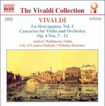 Precision Series Andrew Watkinson - Vivaldi:La Stravaganza Vol. 02