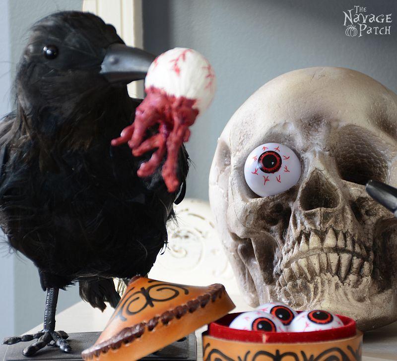 Halloween decoration ideas Halloween home tour DIY Halloween - scary halloween props