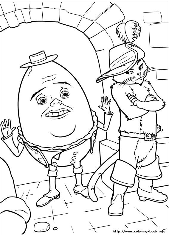 Printable Shrek Coloring Pages For Kids Cool2bkids If You Like