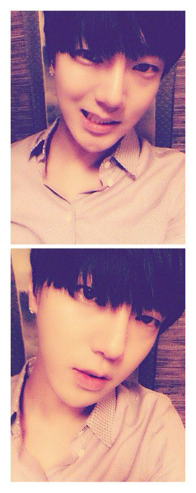 Yesung oppa posted on his twitter account last Sunday :D 한가위 .. 행복만 가득하길 .. ^^
