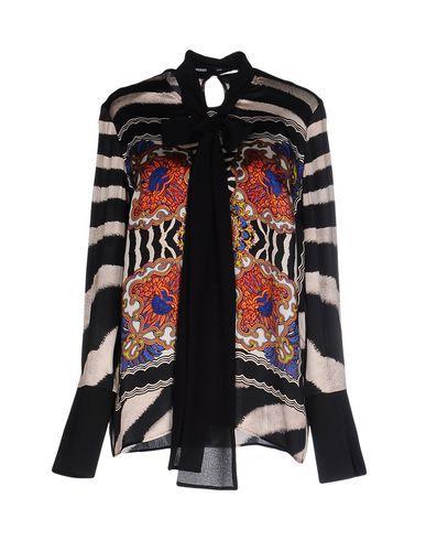 JUST CAVALLI Blouse. #justcavalli #cloth #dress #top #skirt #pant #coat #jacket #jecket #beachwear #