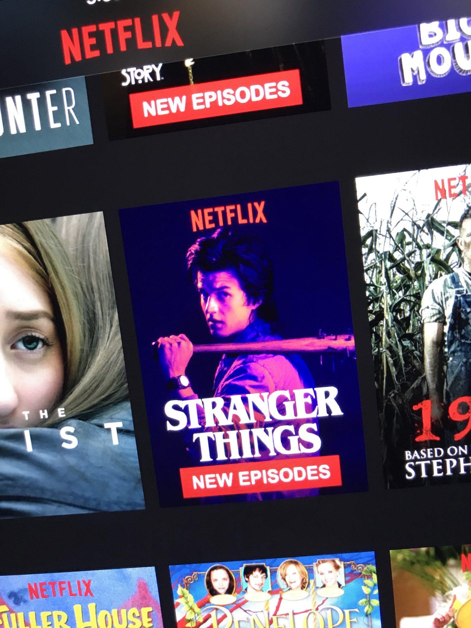 Alex On Twitter Stranger Things Steve Stranger Things 2 Steve Harrington