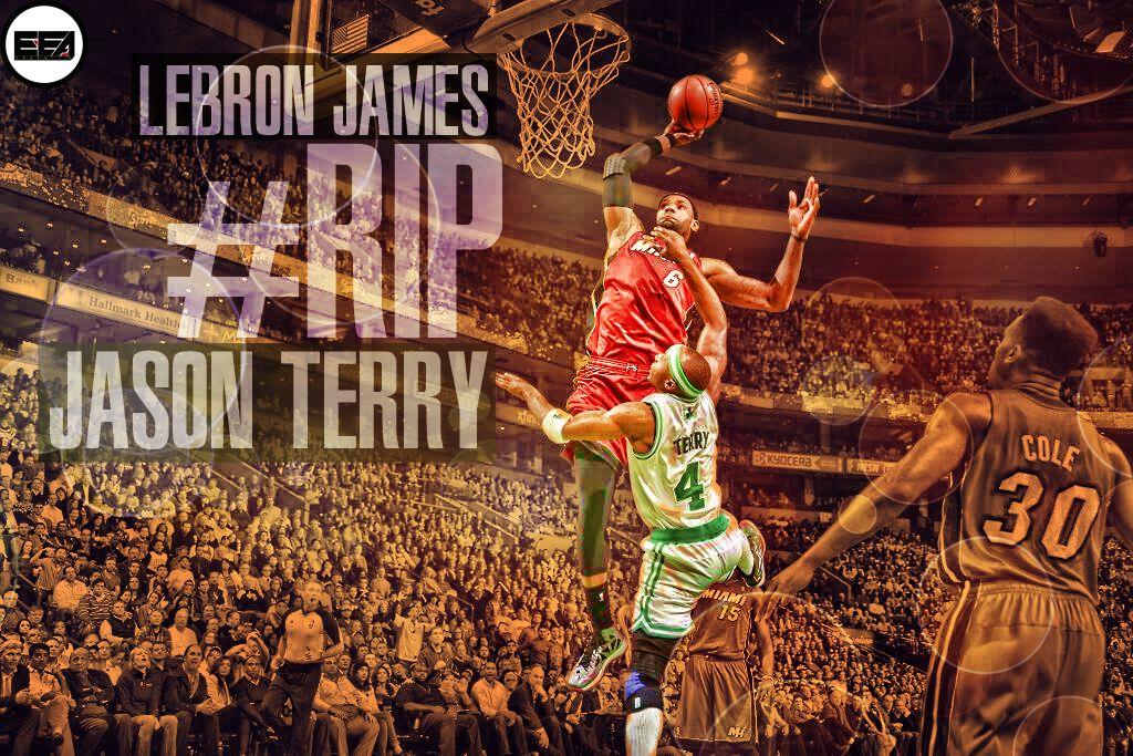 wallpapers pics of lebron james dunking LeBron James