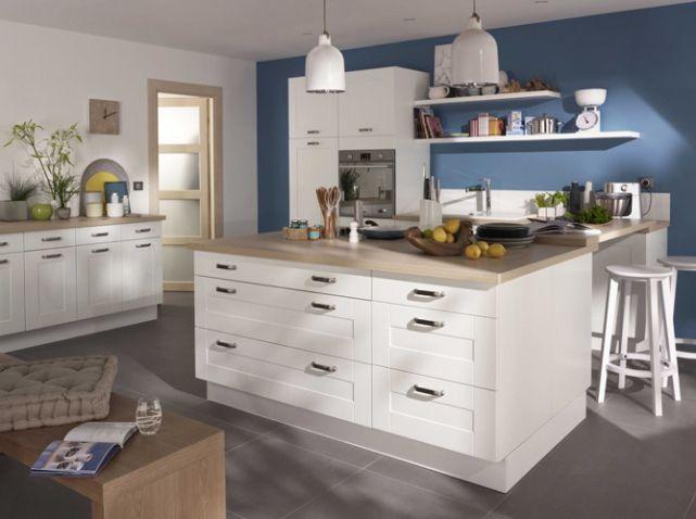 ilot cuisine castorama cuisine pinterest ilot cuisine castorama et ilot. Black Bedroom Furniture Sets. Home Design Ideas