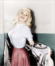 Poster / Leinwandbild Jayne Mansfield, ca. 1957