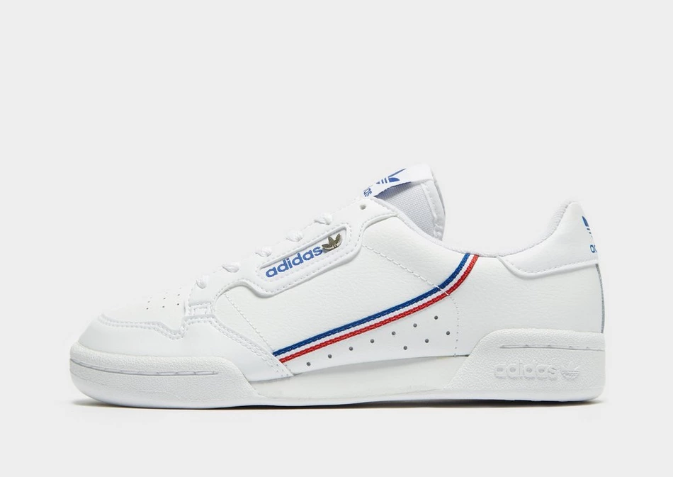 adidas Originals Continental 80 Junior - White - Kids in ...