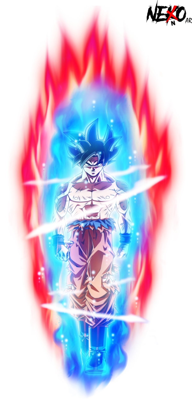 Son Goku, Limit Breaker - US Artwork by NekoAR on DeviantArt