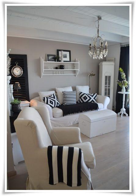 Toller Boden und tolle Wandfarbe -) wohnzimmer Deko Pinterest - wohnzimmer deko ideen grau