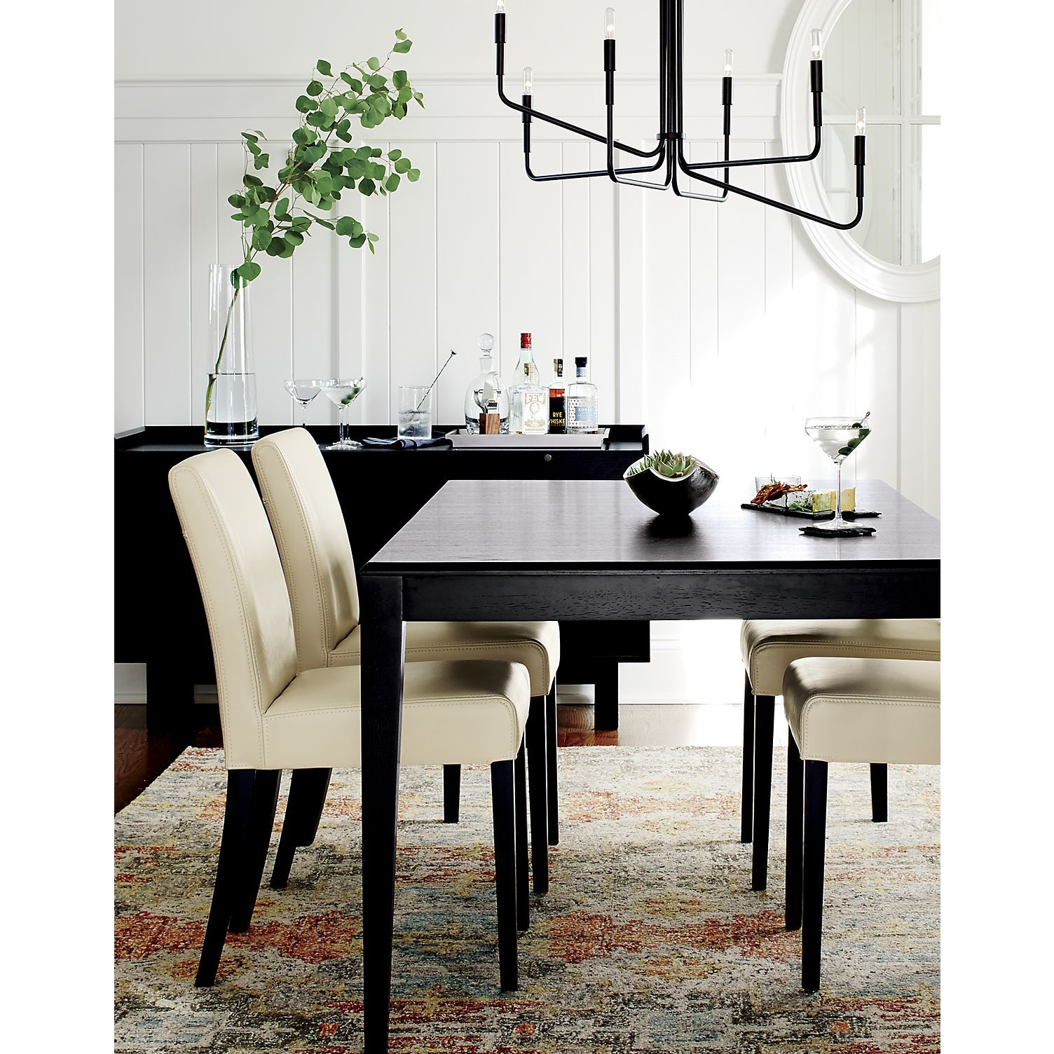 Facet Extension Dining Table | Counter stool, Extensions and Stools