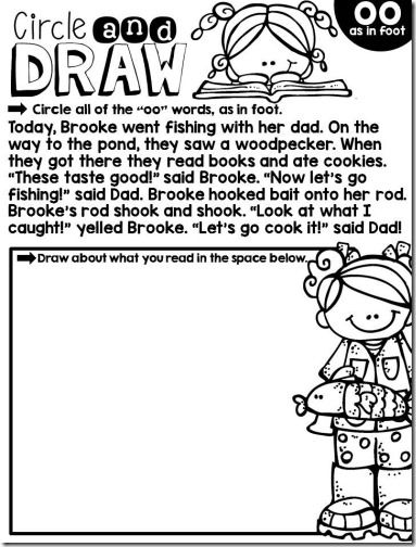 I Love These Short Stories For Each Phonics Sound